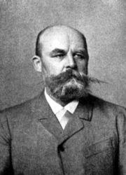 Heinrich Seidel (Photo Löscher & Petsch um 1890)