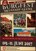 Burgfest in Neustadt-Glewe