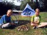 Camping in MV